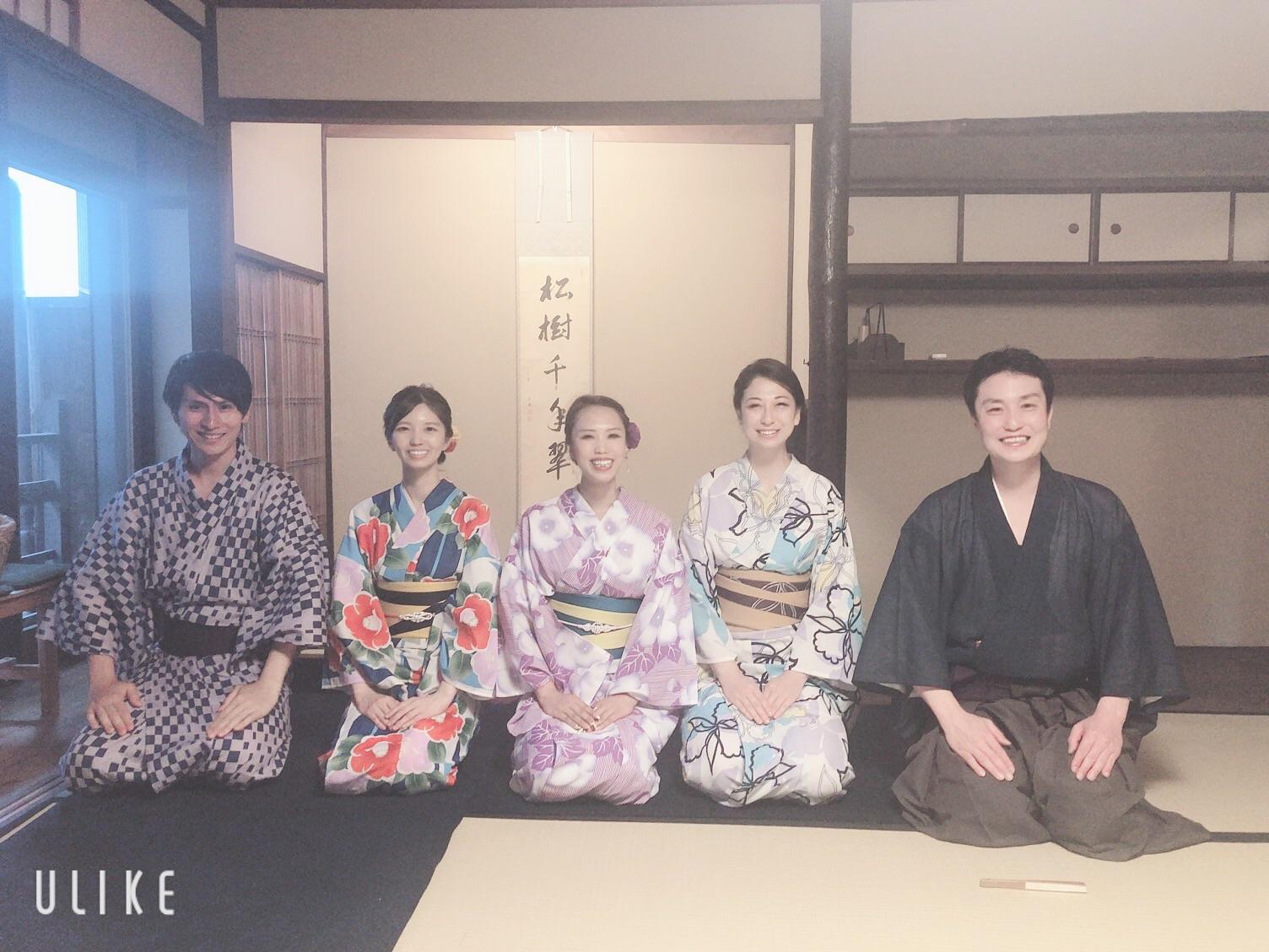 夏休みに京都で浴衣レンタル♪2019年8月12日10