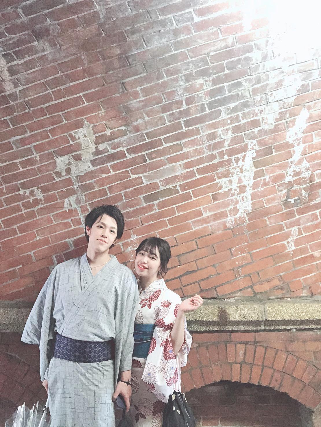 お盆休みに京都で浴衣レンタル2019年8月14日7