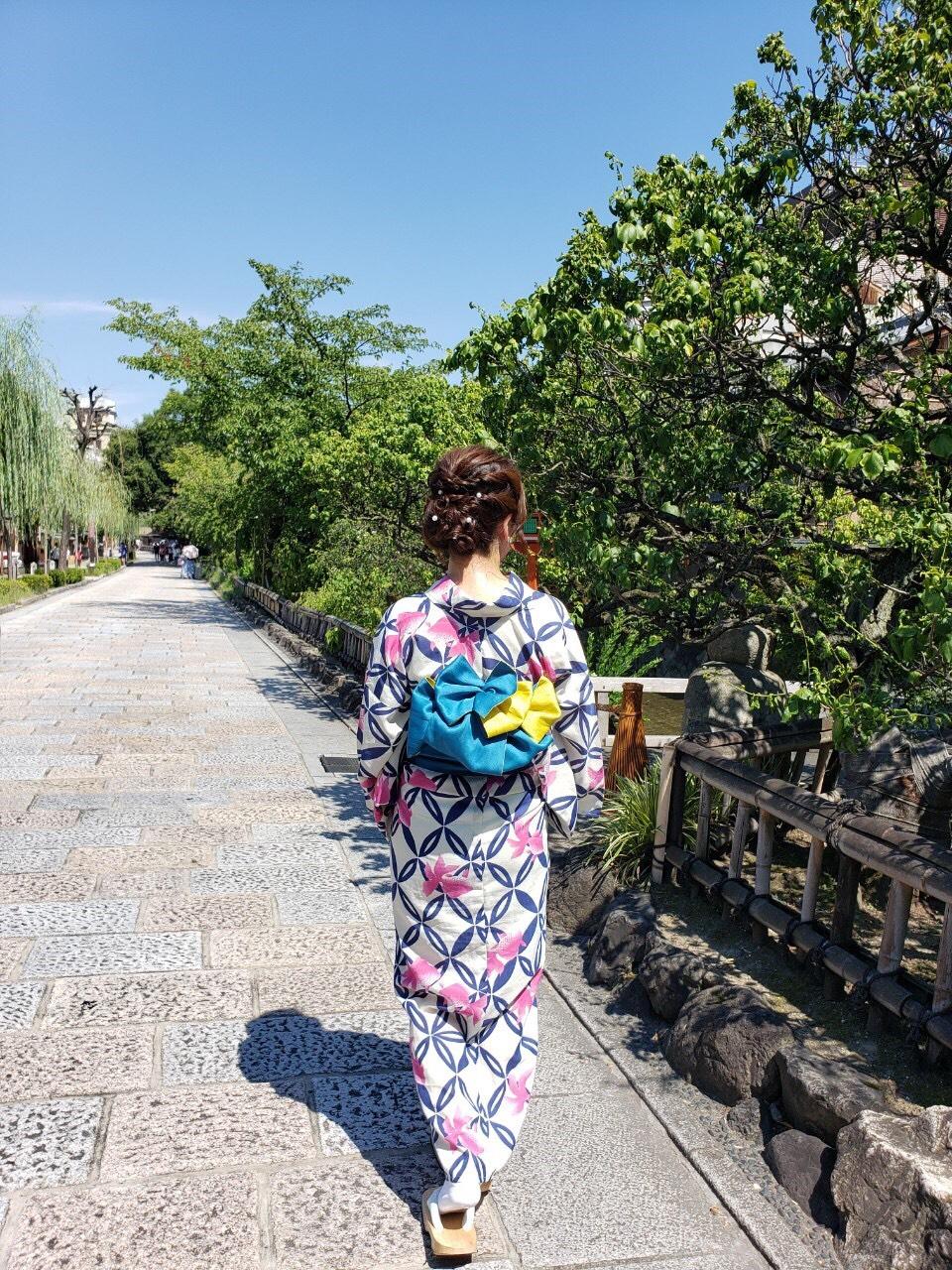 北野紙屋川エリア「京の七夕」開催2019年8月10日3