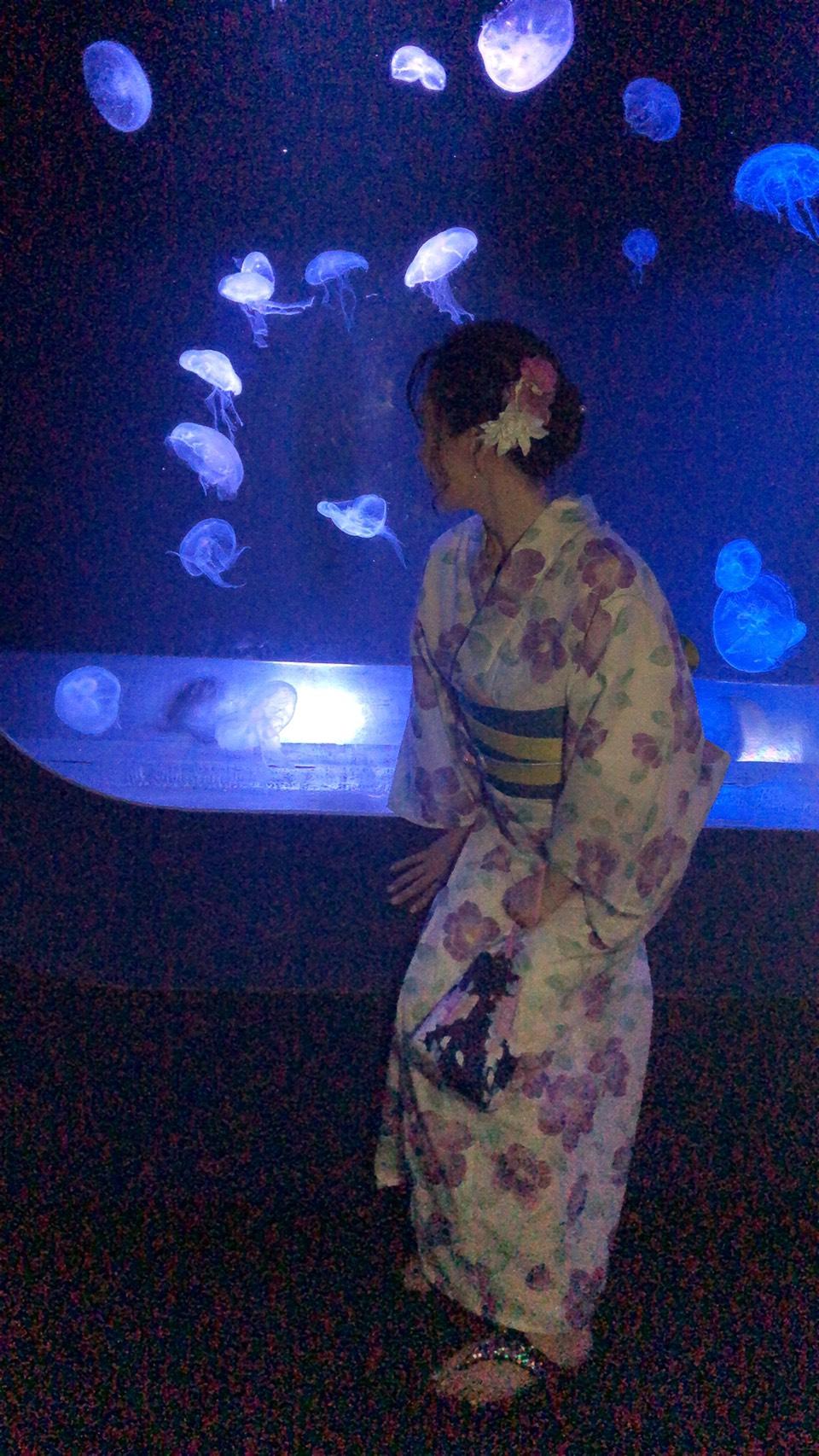 夏休みに京都で浴衣レンタル♪2019年8月12日14