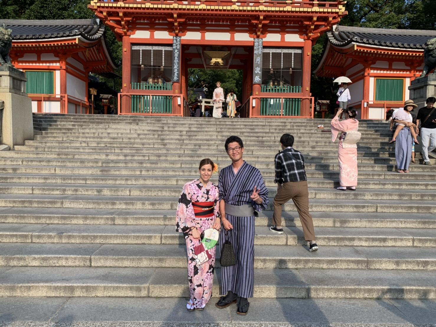北野紙屋川エリア「京の七夕」開催2019年8月10日19