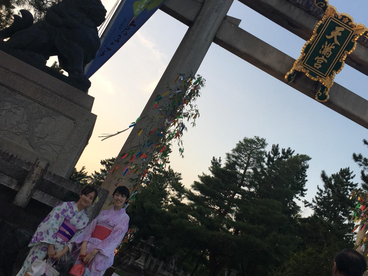 北野紙屋川エリア「京の七夕」開催2019年8月10日12