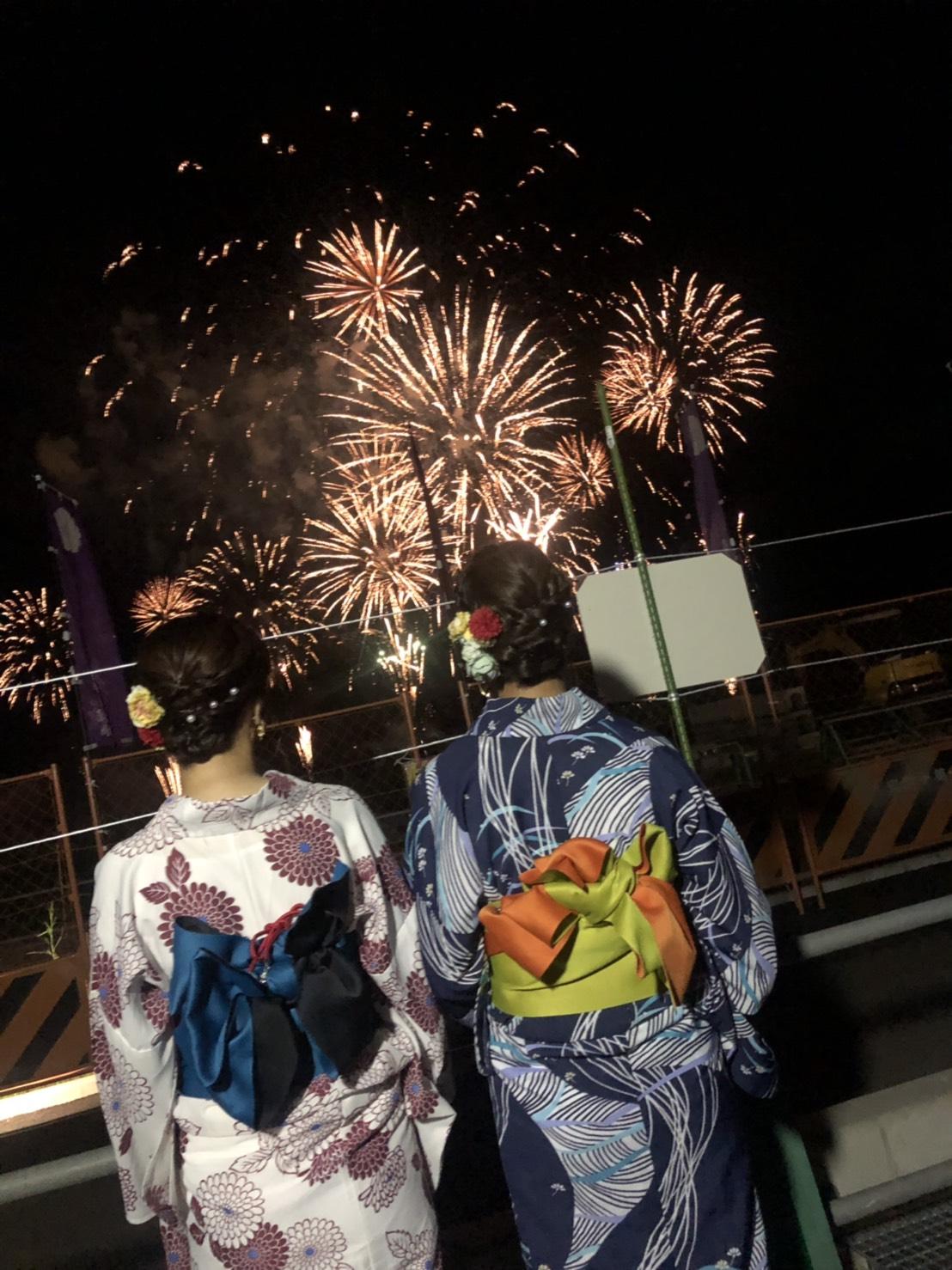 第68回亀岡平和祭 保津川市民花火大会2019年8月11日25