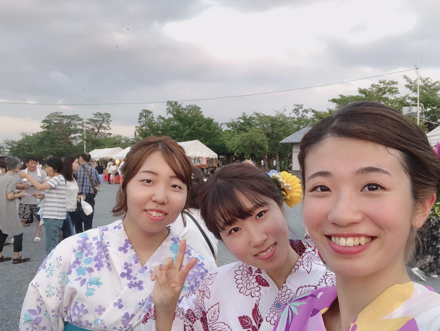 2019京都 五山送り火 大文字2019年8月16日3