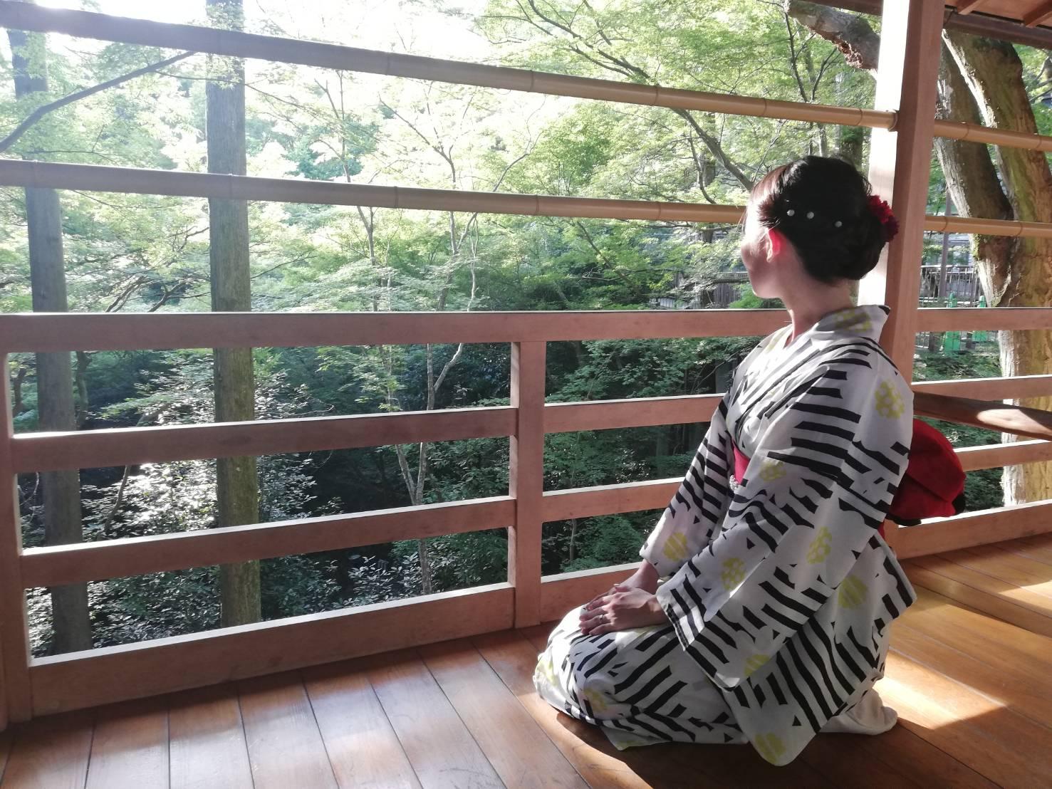 北野紙屋川エリア「京の七夕」開催2019年8月10日6