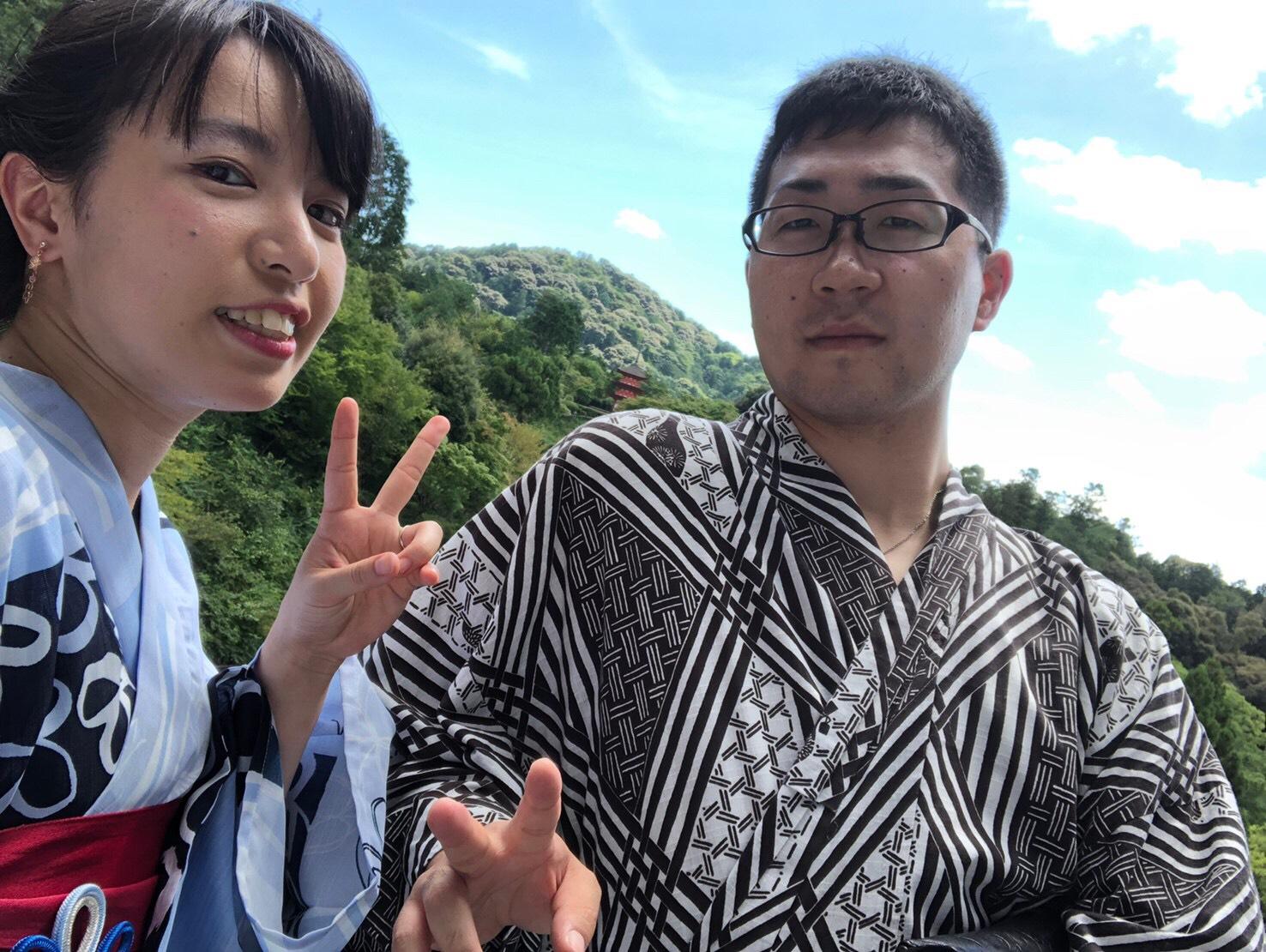 青森から下鴨神社へ♡2019年9月6日3