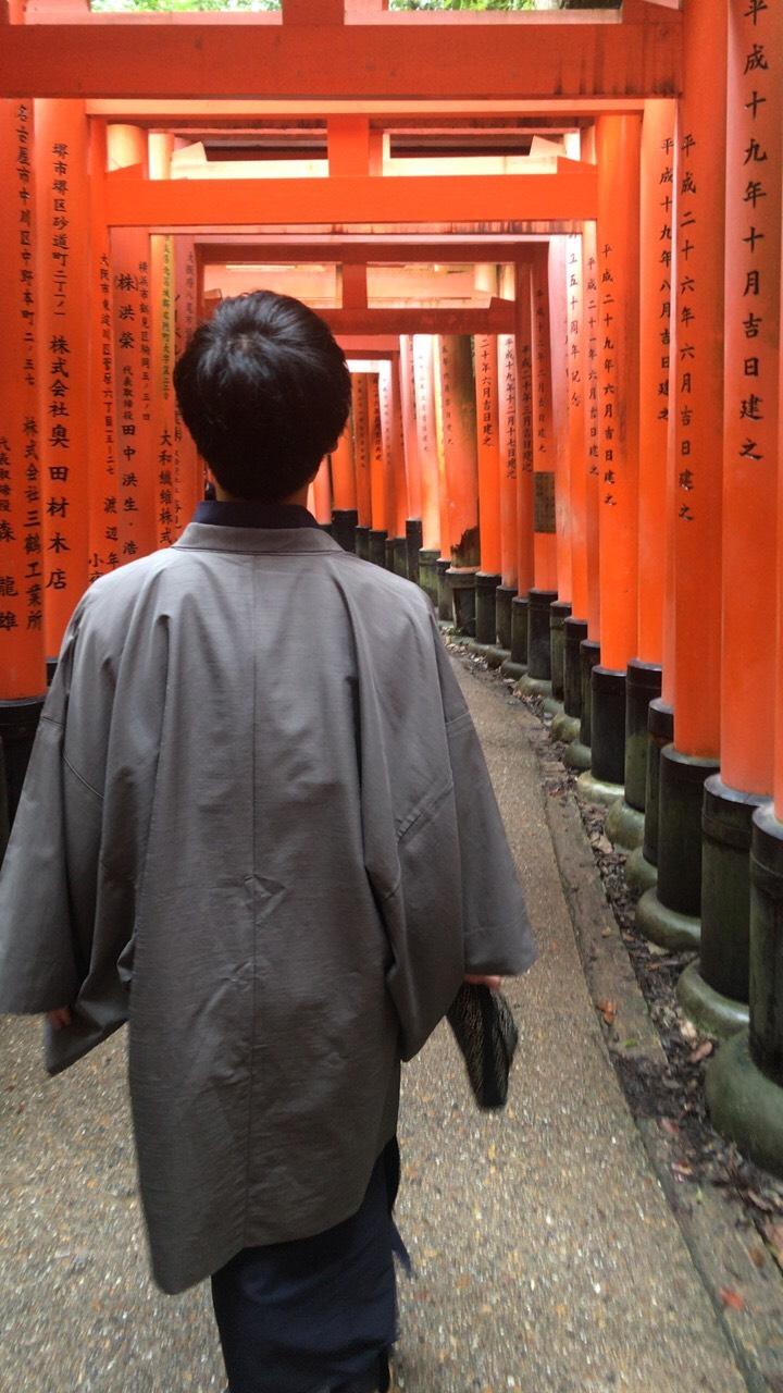 秋晴れの仁和寺へ2019年9月23日3