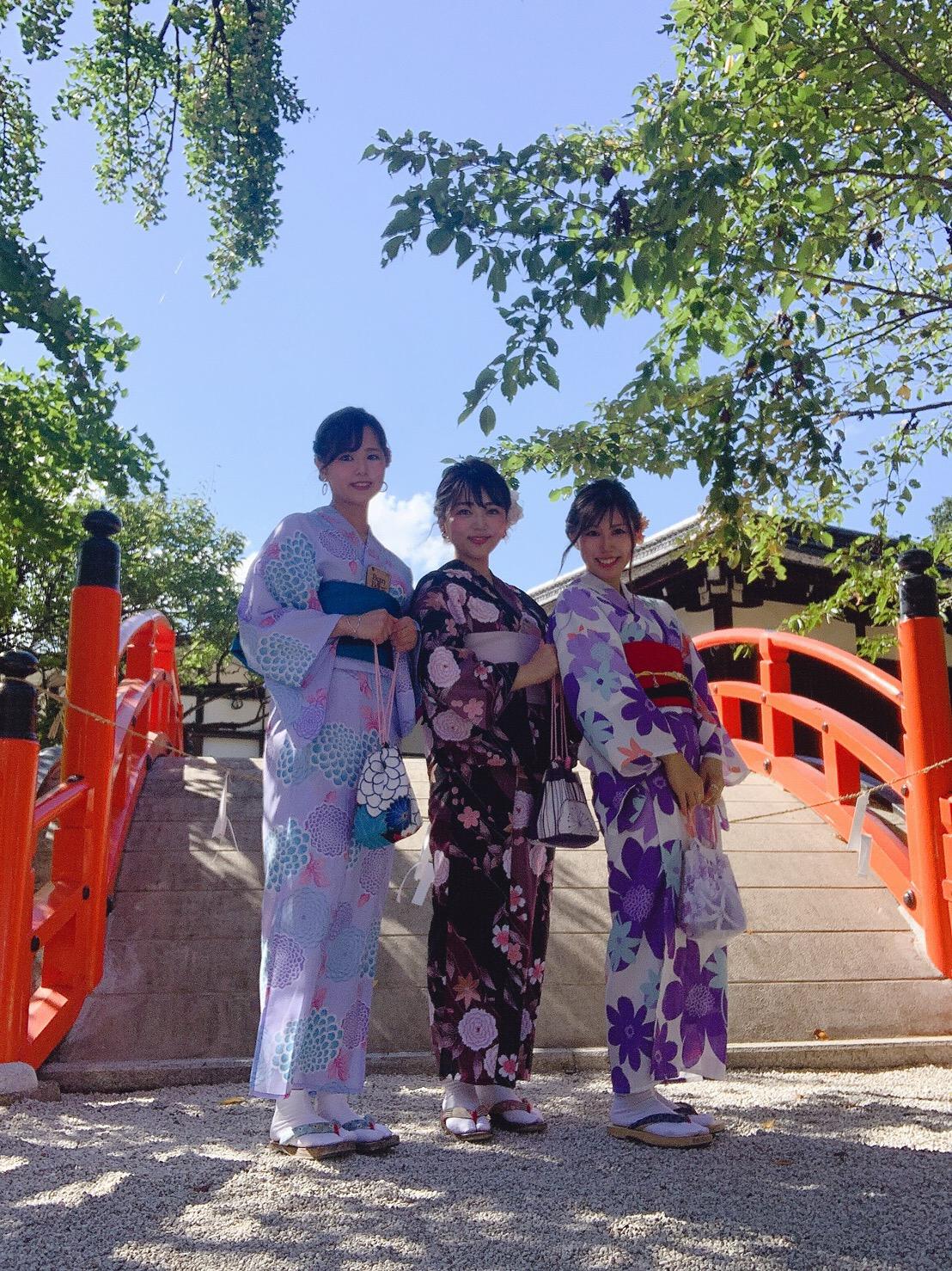 青森から下鴨神社へ♡2019年9月6日6