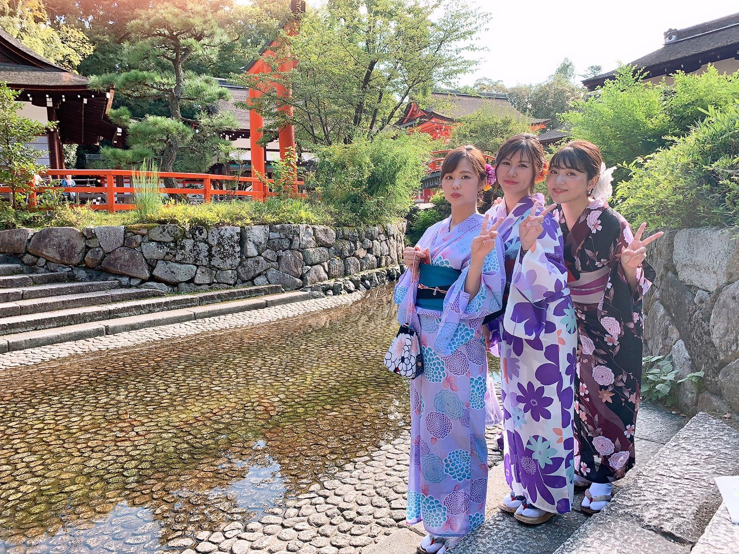 青森から下鴨神社へ♡2019年9月6日4