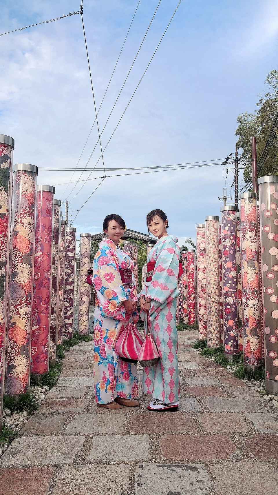 三姉妹で貴船神社へ2019年9月12日3