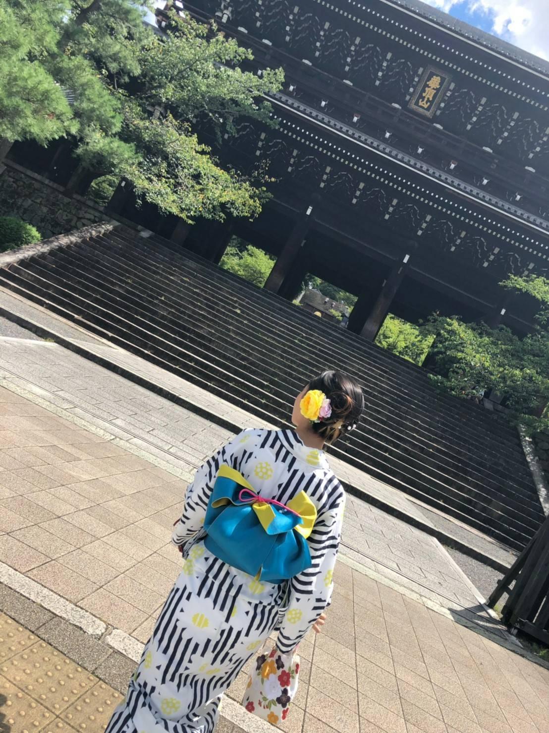 青森から下鴨神社へ♡2019年9月6日1