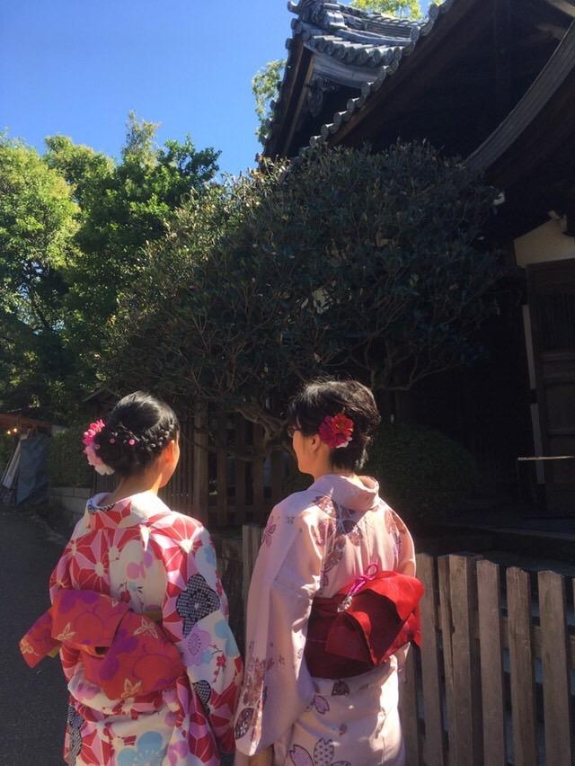 秋の嵐山 大人気です2019年10月9日2
