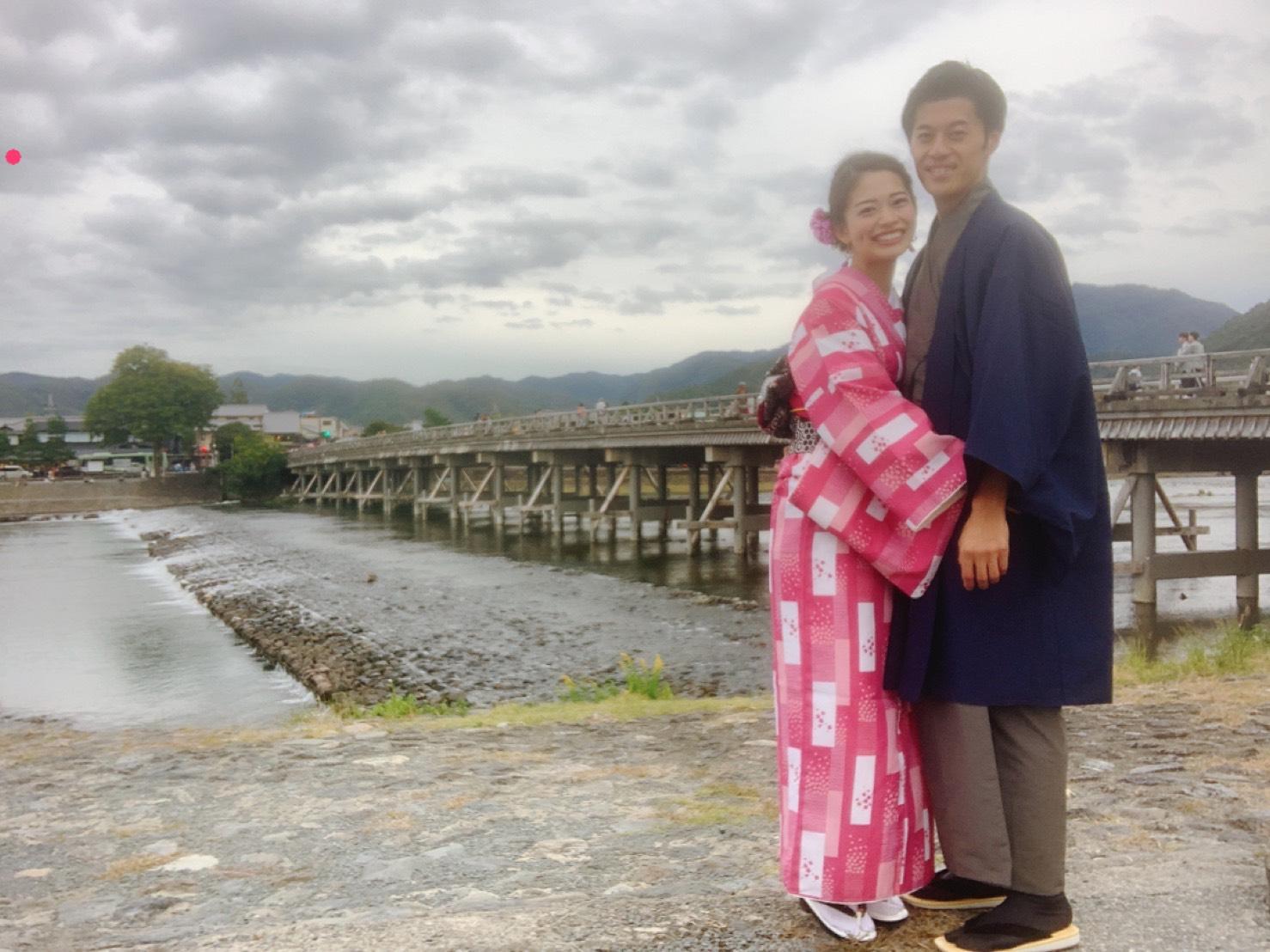 銀婚式で銀閣寺へ2019年10月23日4