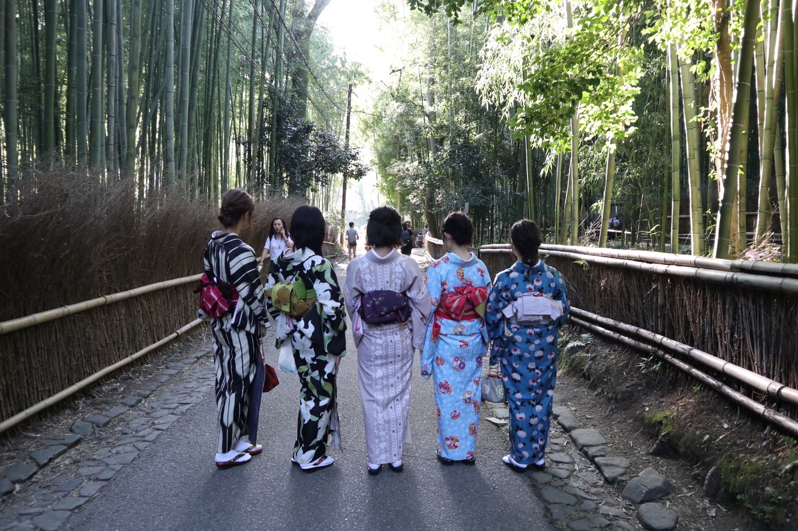 秋の嵐山 大人気です2019年10月9日3