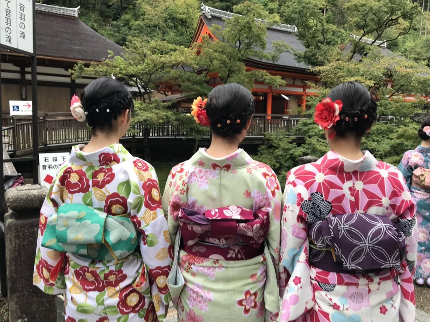 着物カップルで秋の京都を散策♡2019年10月8日4