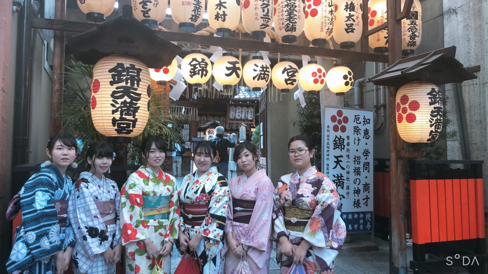 錦市場から嵐山へ♪2019年10月24日2