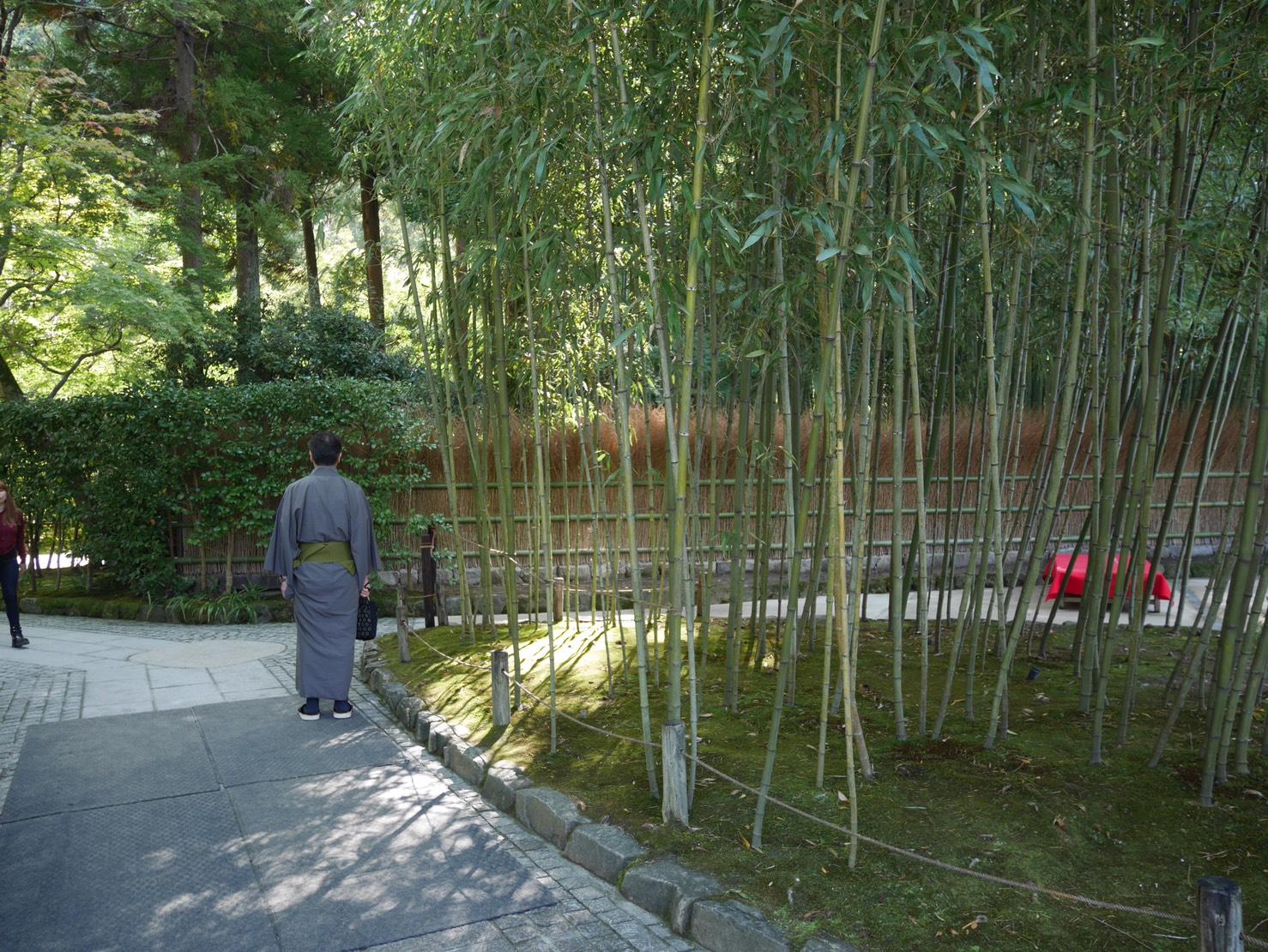 銀婚式で銀閣寺へ2019年10月23日2