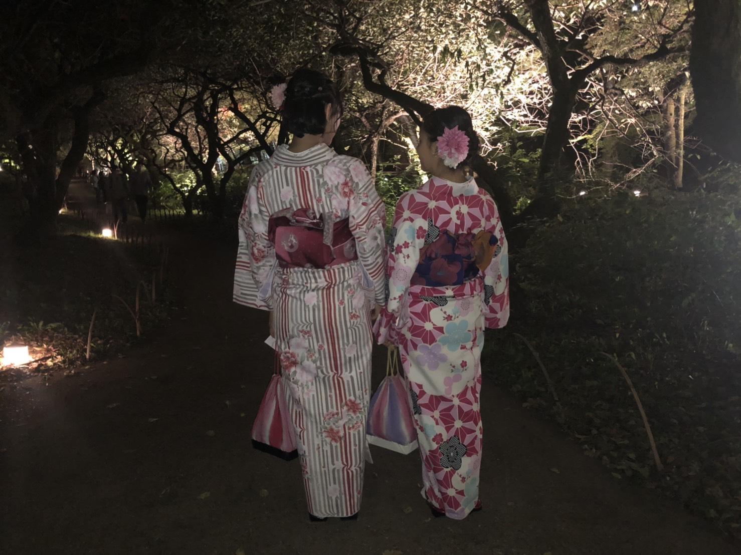 中国から着物で京都嵐山へ♪2019年11月9日11