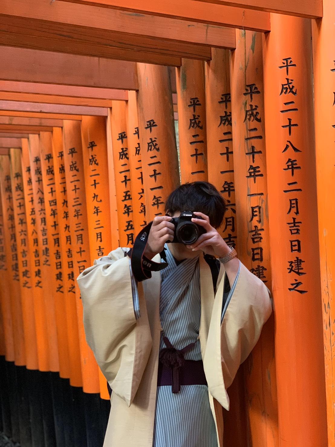 カップルで紅葉巡り♡2019年11月27日16
