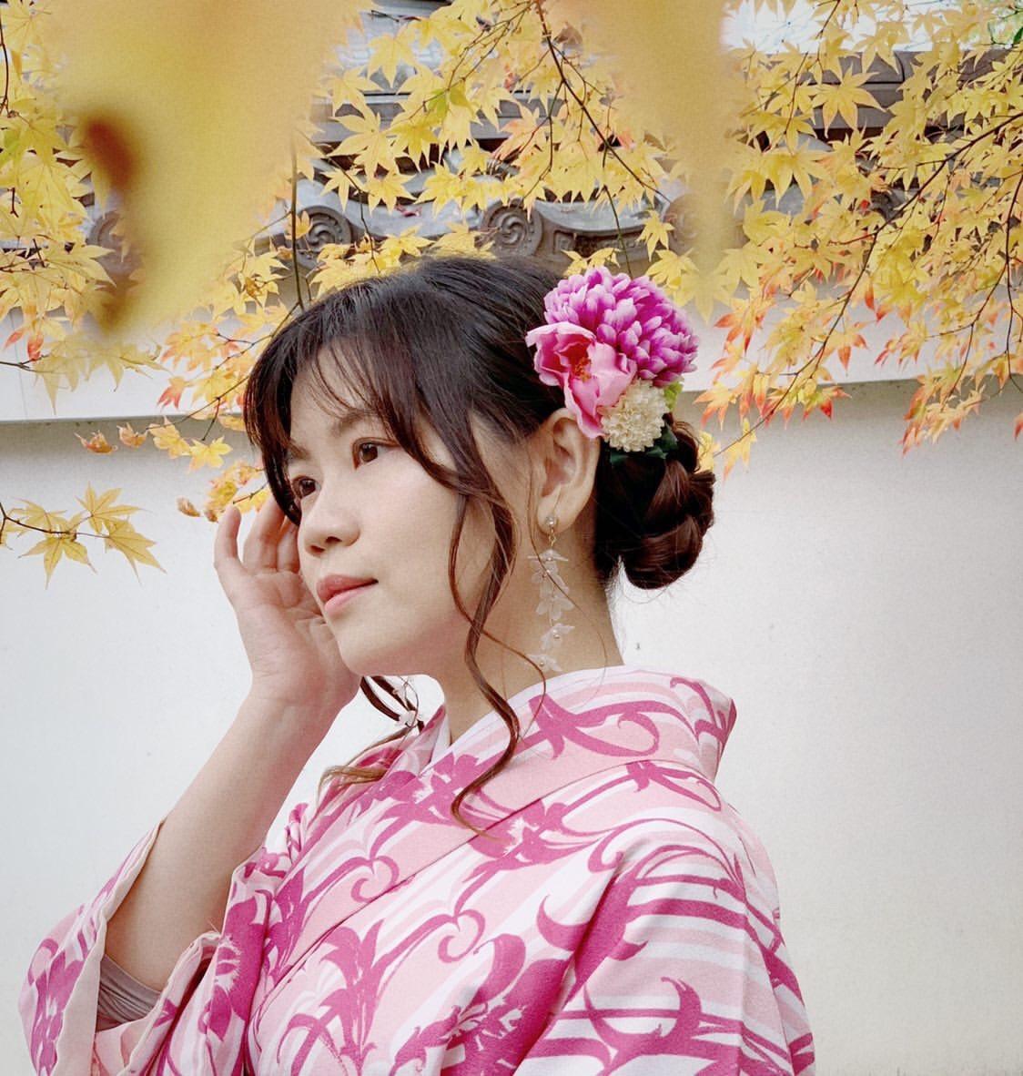 カップルで紅葉巡り♡2019年11月27日7