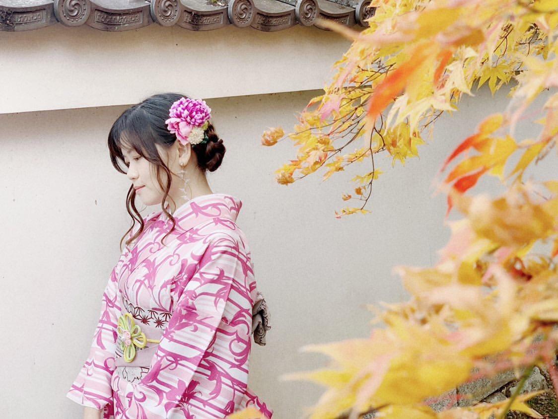 カップルで紅葉巡り♡2019年11月27日2