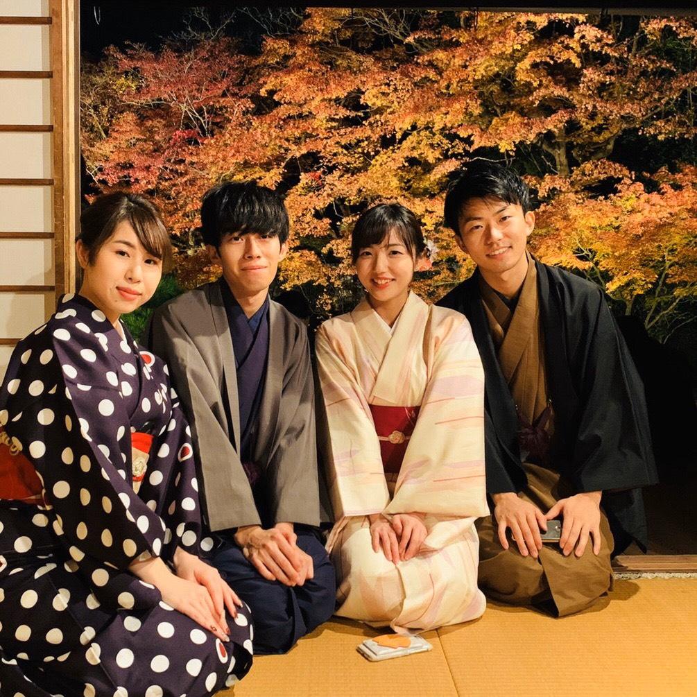 京都は紅葉見頃で~す2019年11月24日11