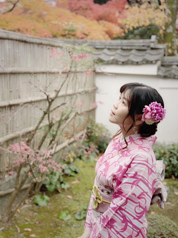 カップルで紅葉巡り♡2019年11月27日3