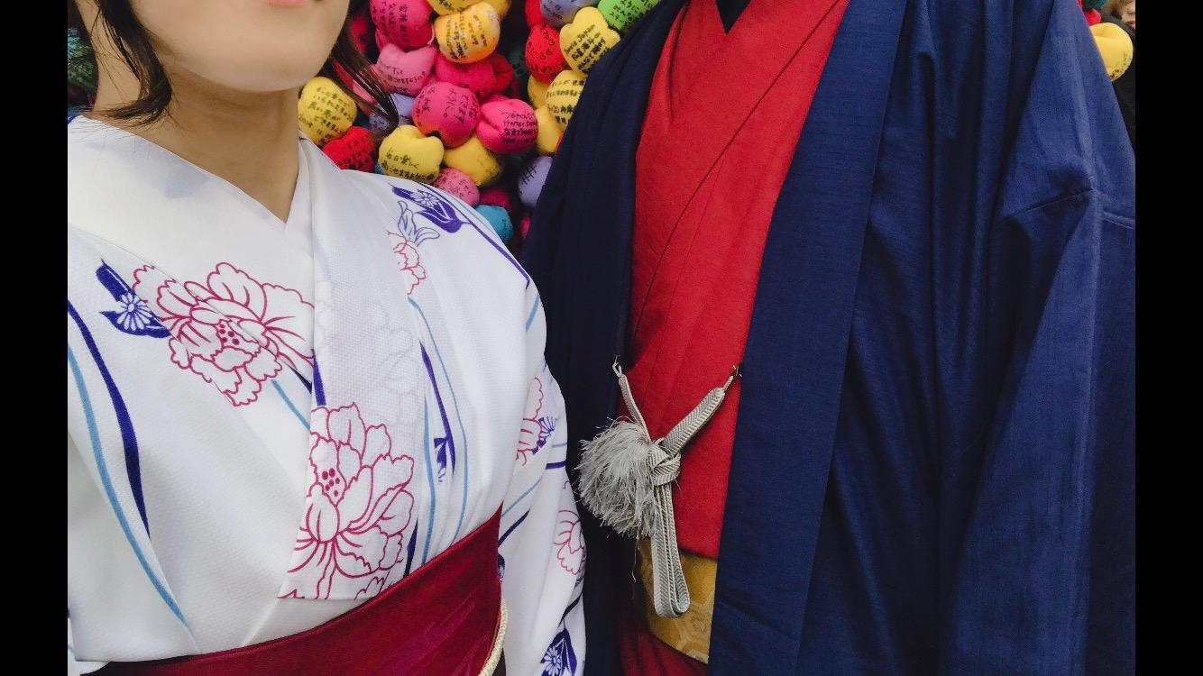 カップルで紅葉巡り♡2019年11月27日20
