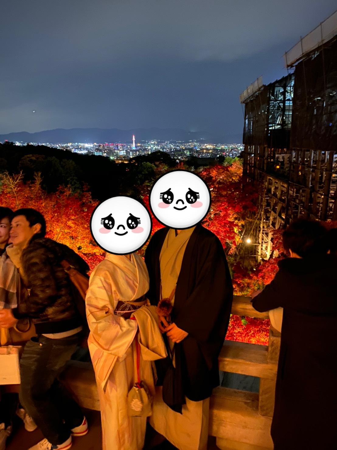 カップルで紅葉巡り♡2019年11月27日24