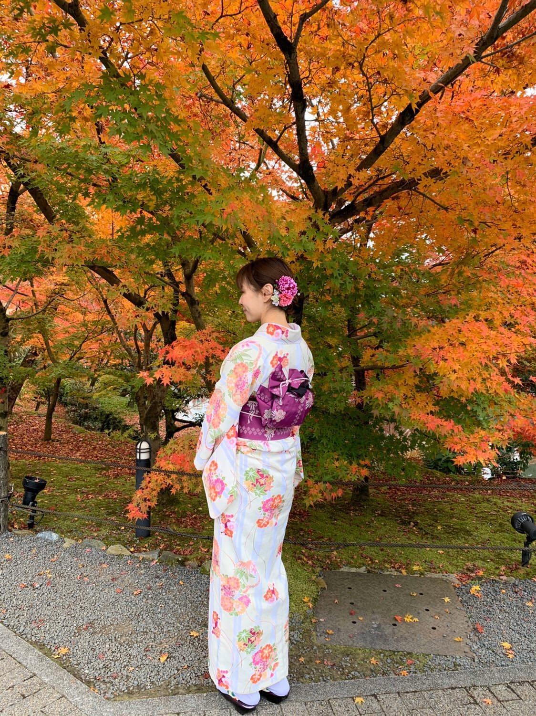 カップルで紅葉巡り♡2019年11月27日9