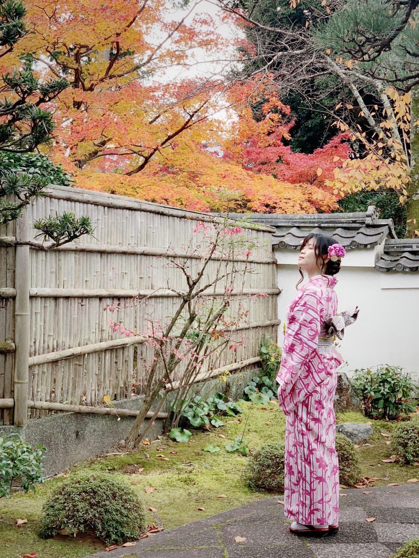 カップルで紅葉巡り♡2019年11月27日6