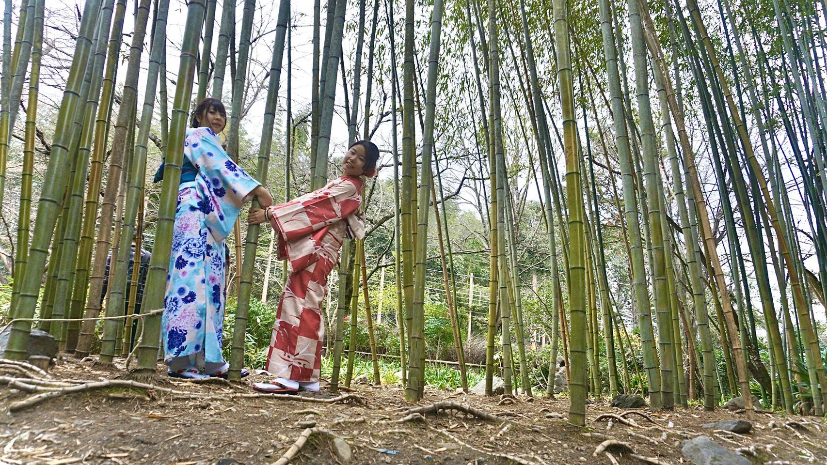 年末に着物レンタルで嵐山を満喫♪2019年12月29日4