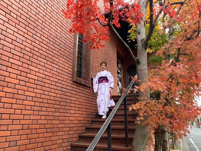 東北からの修学旅行生♪2019年12月5日2