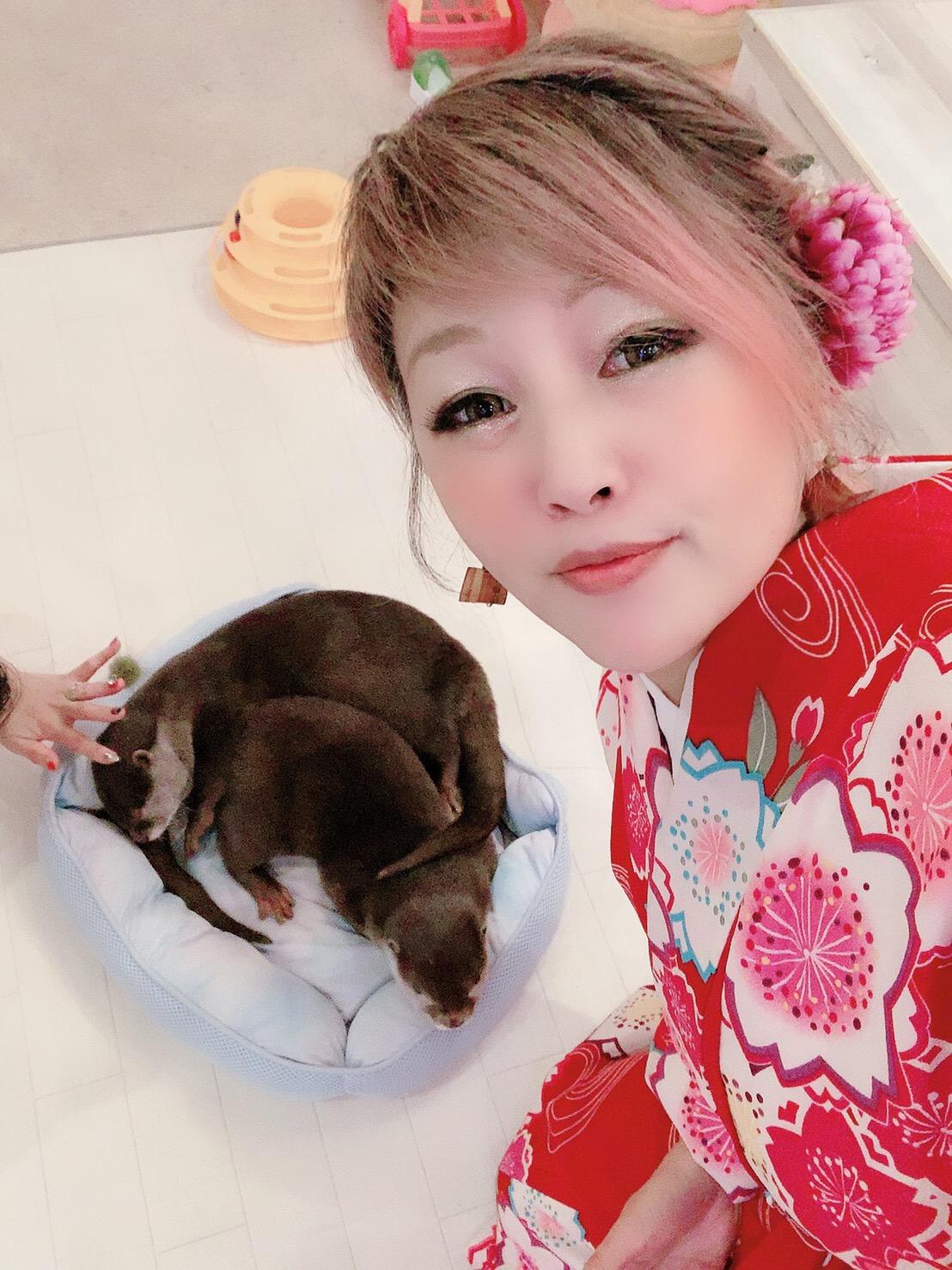 常連様❣着物で京都のカフェ巡り2019年12月9日8