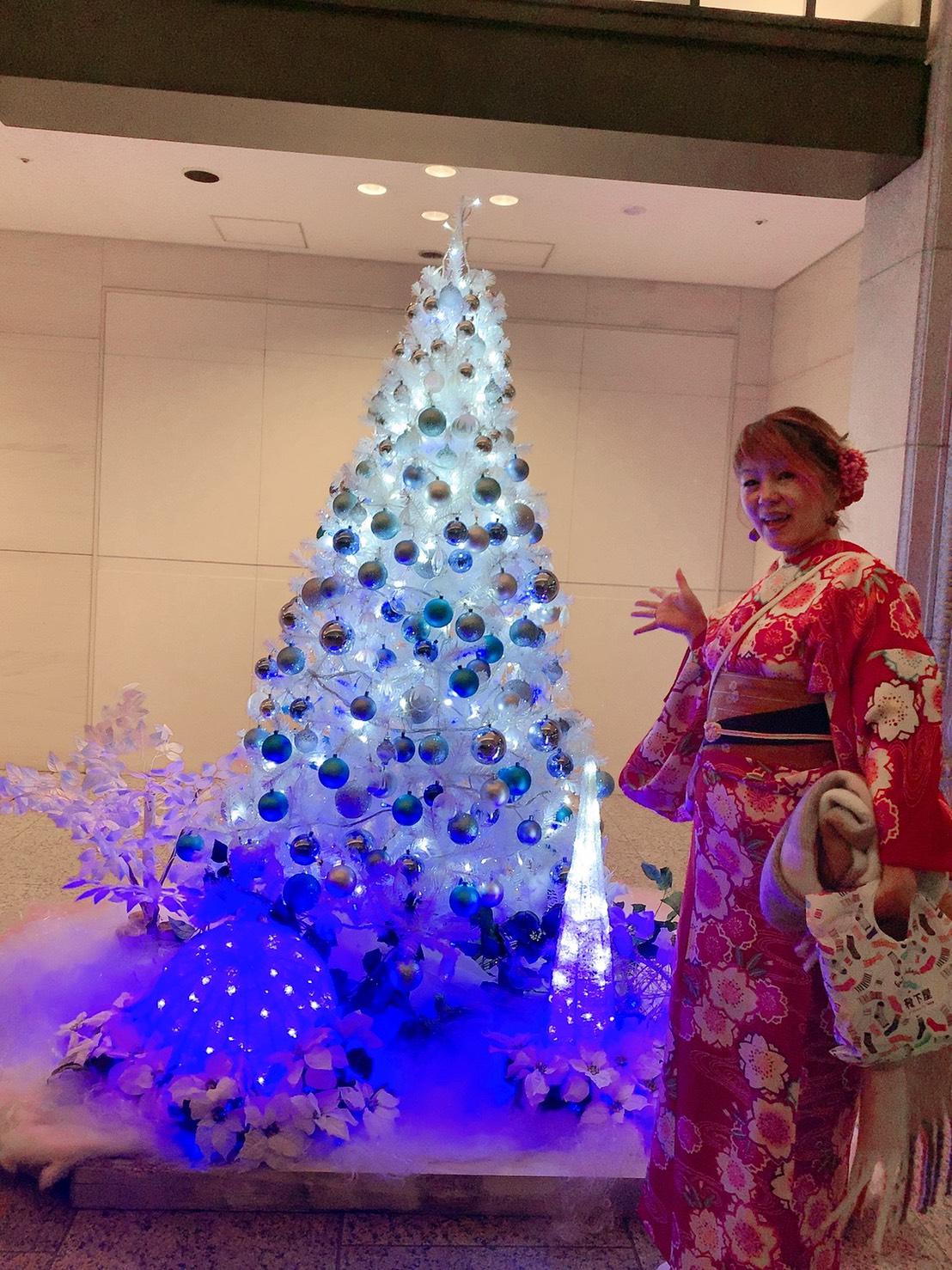 常連様❣着物で京都のカフェ巡り2019年12月9日4