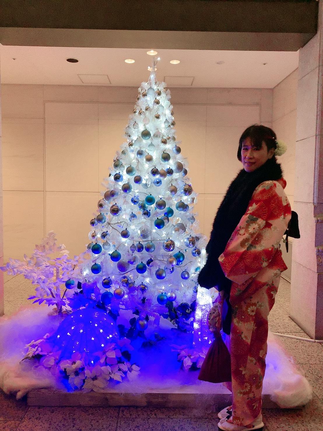 常連様❣着物で京都のカフェ巡り2019年12月9日5