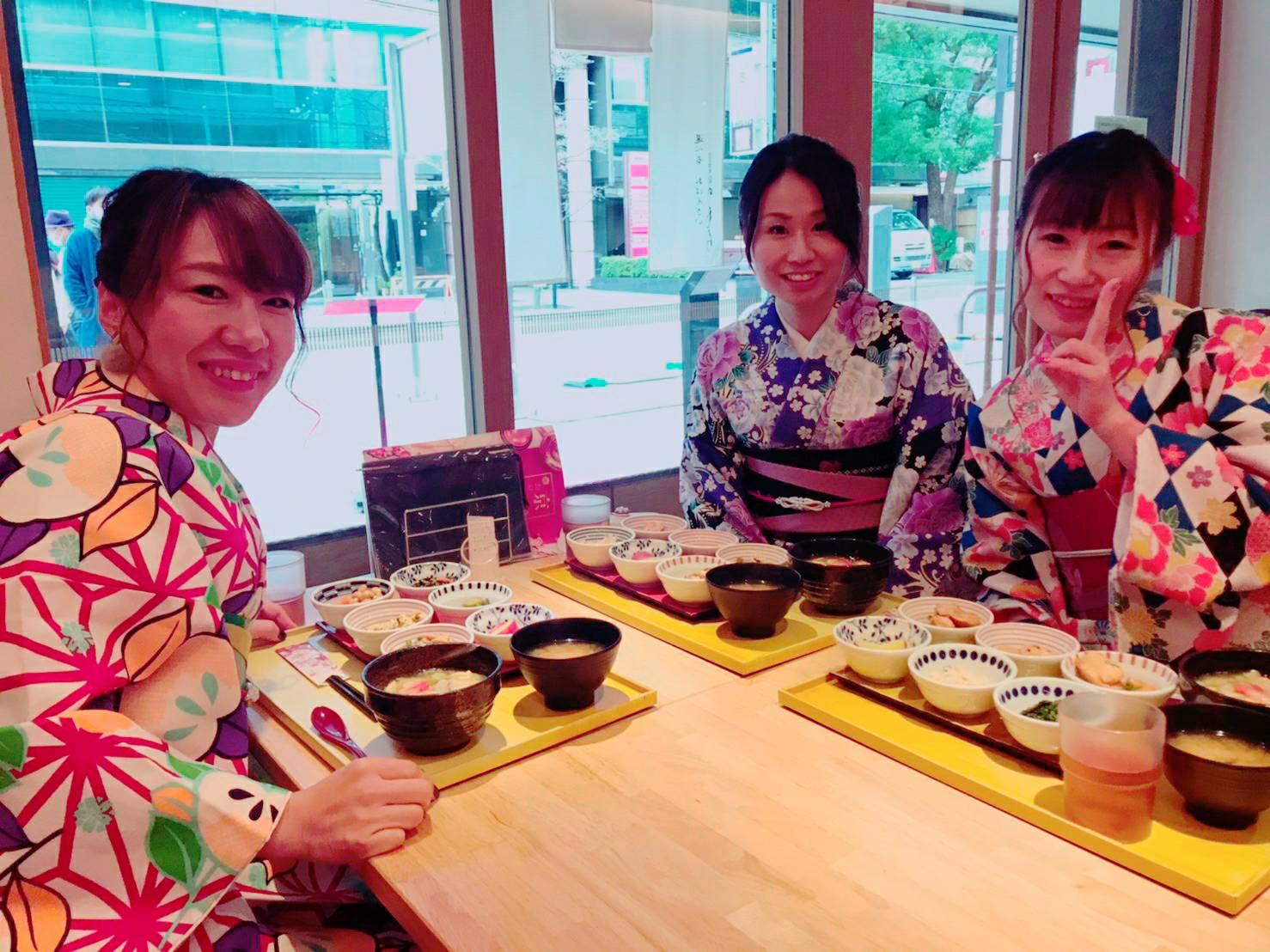 リピーター様❣人気店の「京菜味 のむら」へ2019年12月7日2