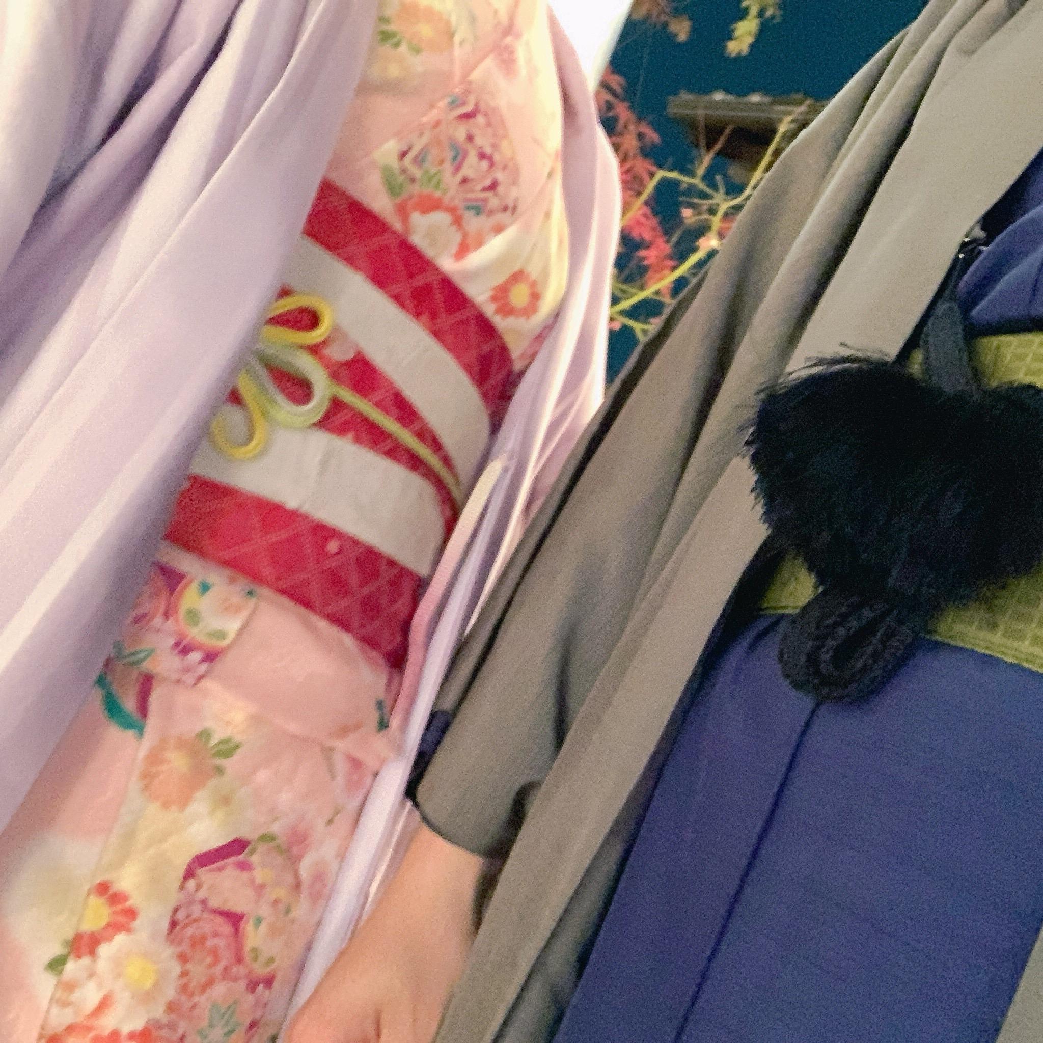 台湾から着物で平安神宮へ2019年12月21日5
