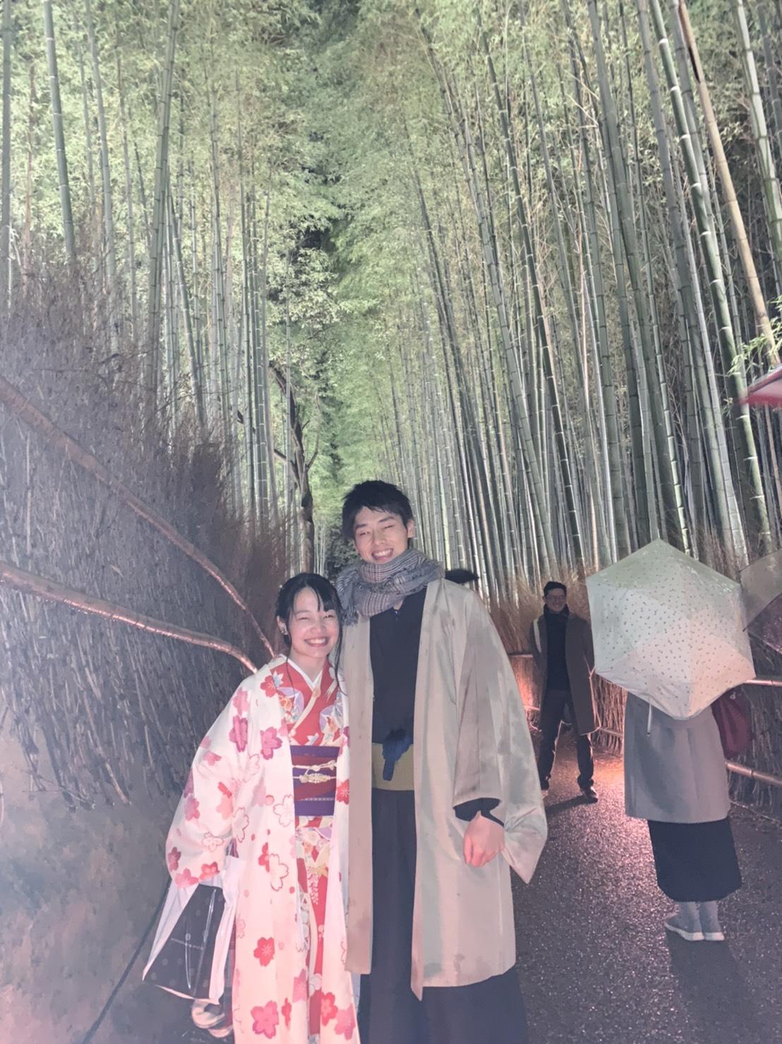 嵐山花灯路2019最終日2019年12月22日2