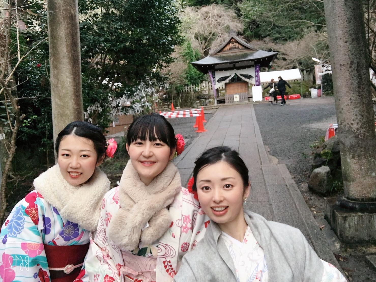狛ねずみの大豊神社(おおとよじんじゃ)2020年1月15日7