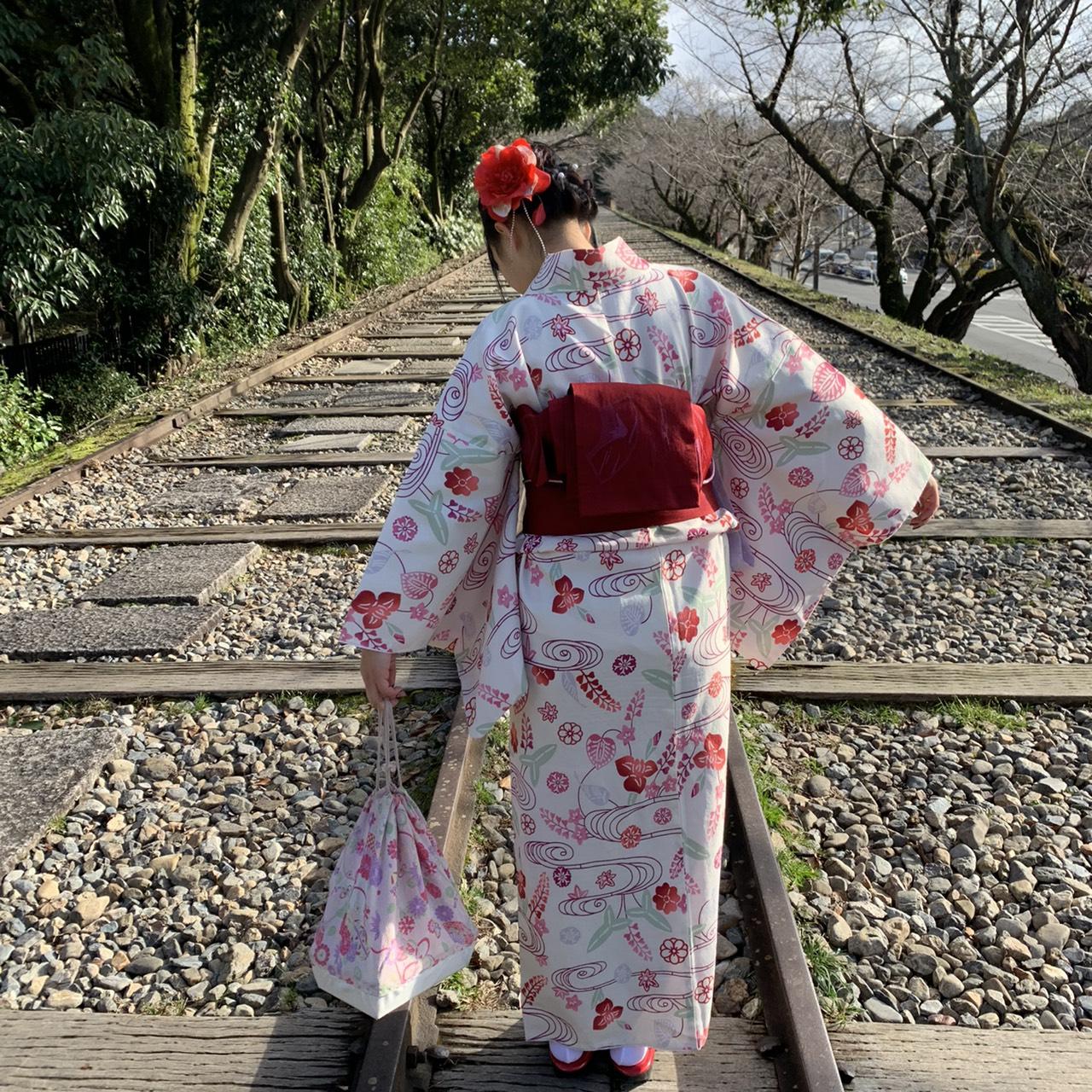 卒業前に京都へ女子旅2020年1月29日3