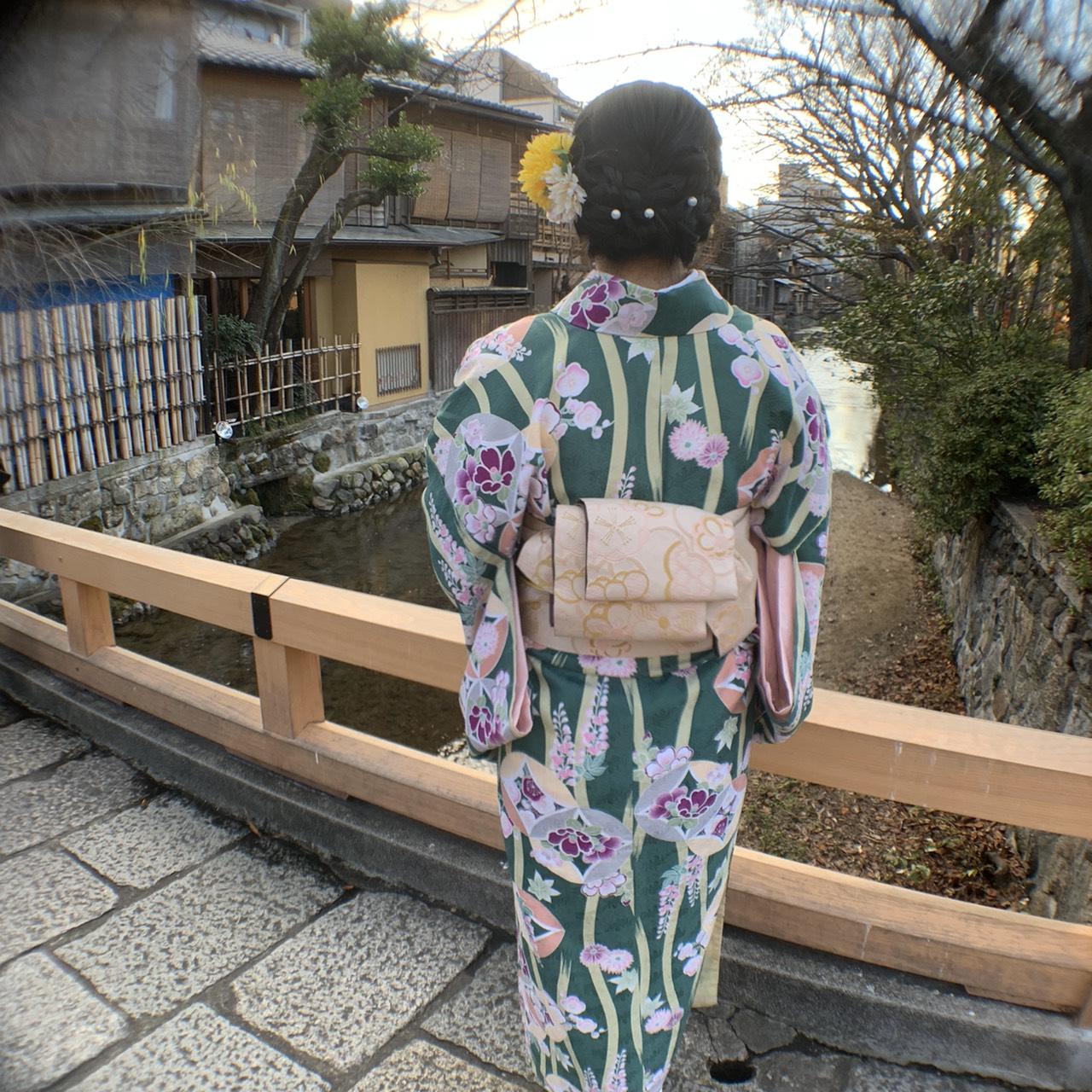 卒業前に京都へ女子旅2020年1月29日4