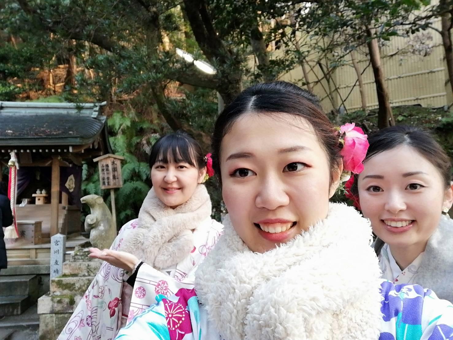 狛ねずみの大豊神社(おおとよじんじゃ)2020年1月15日5