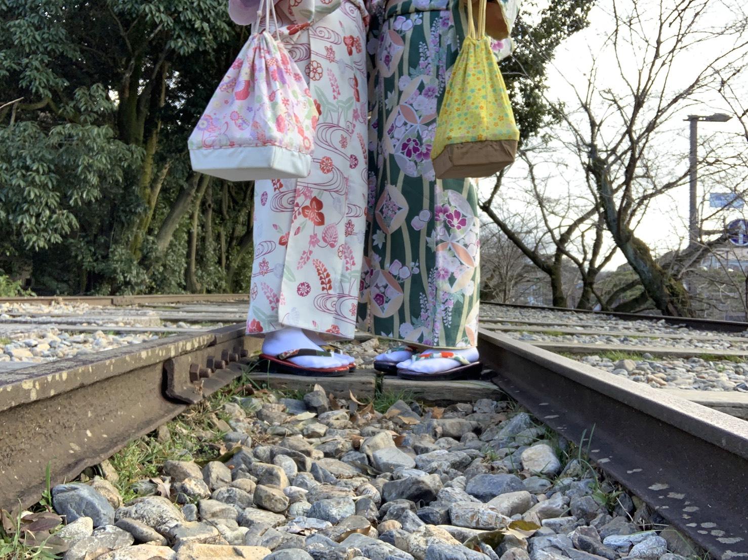 卒業前に京都へ女子旅2020年1月29日2
