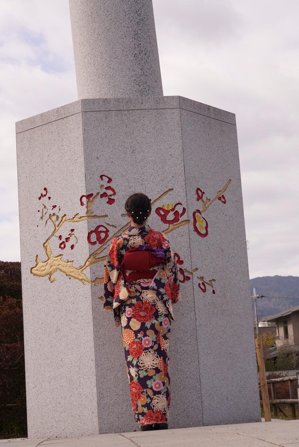 カップルで冬の清水寺へ2020年1月18日6