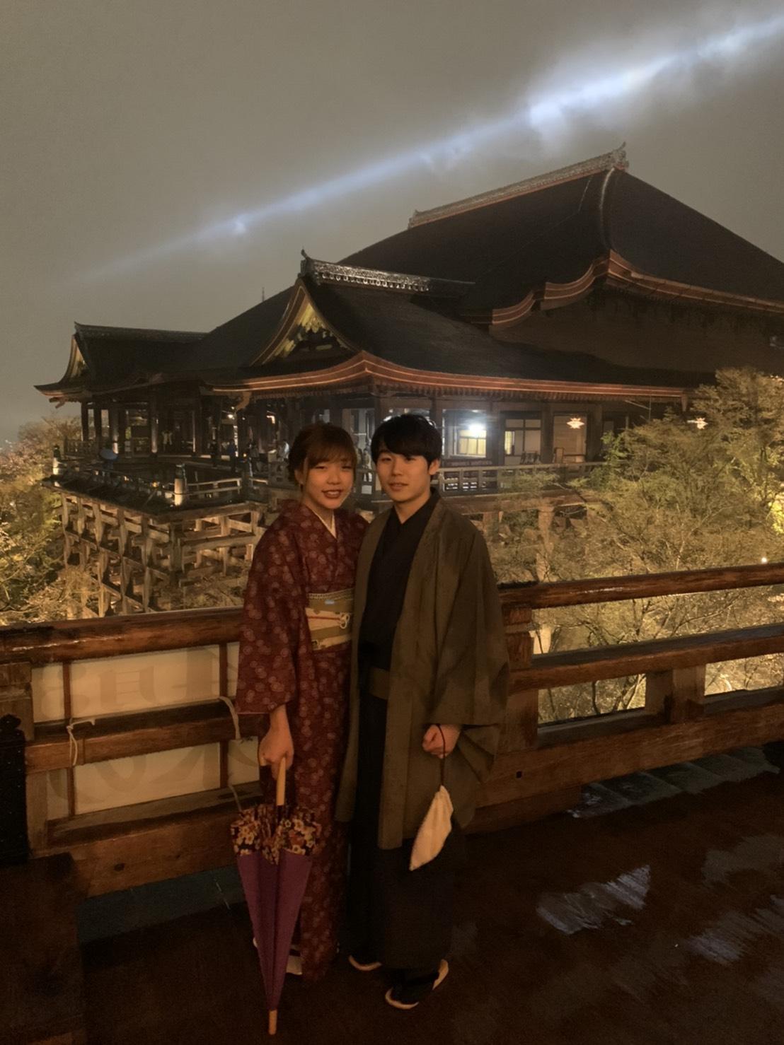 雨と桜と京都2020年3月27日8