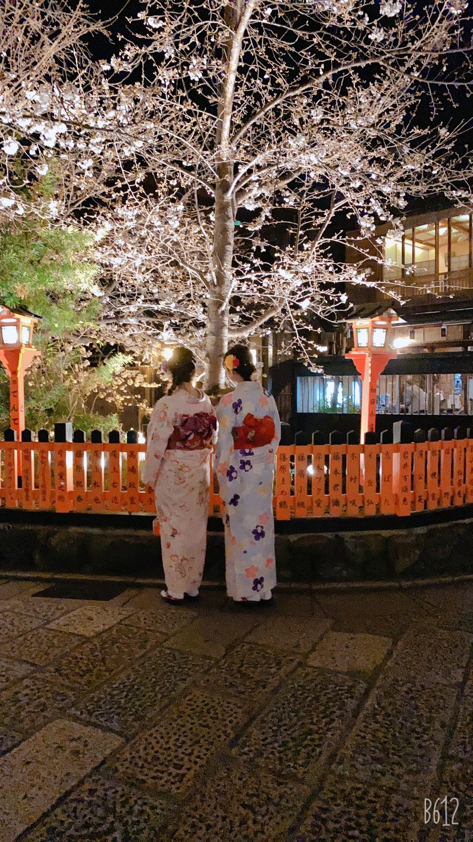 蹴上インクラインも桜咲いてきましたぁ♪2020年3月25日8