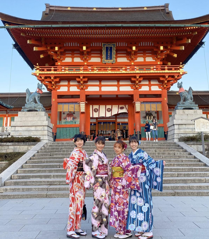 皆様、嵐山へ♪2020年3月24日17