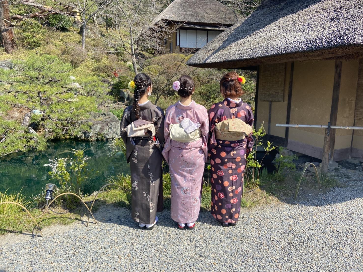 袴レンタル始めましたぁ♡2020年3月19日10