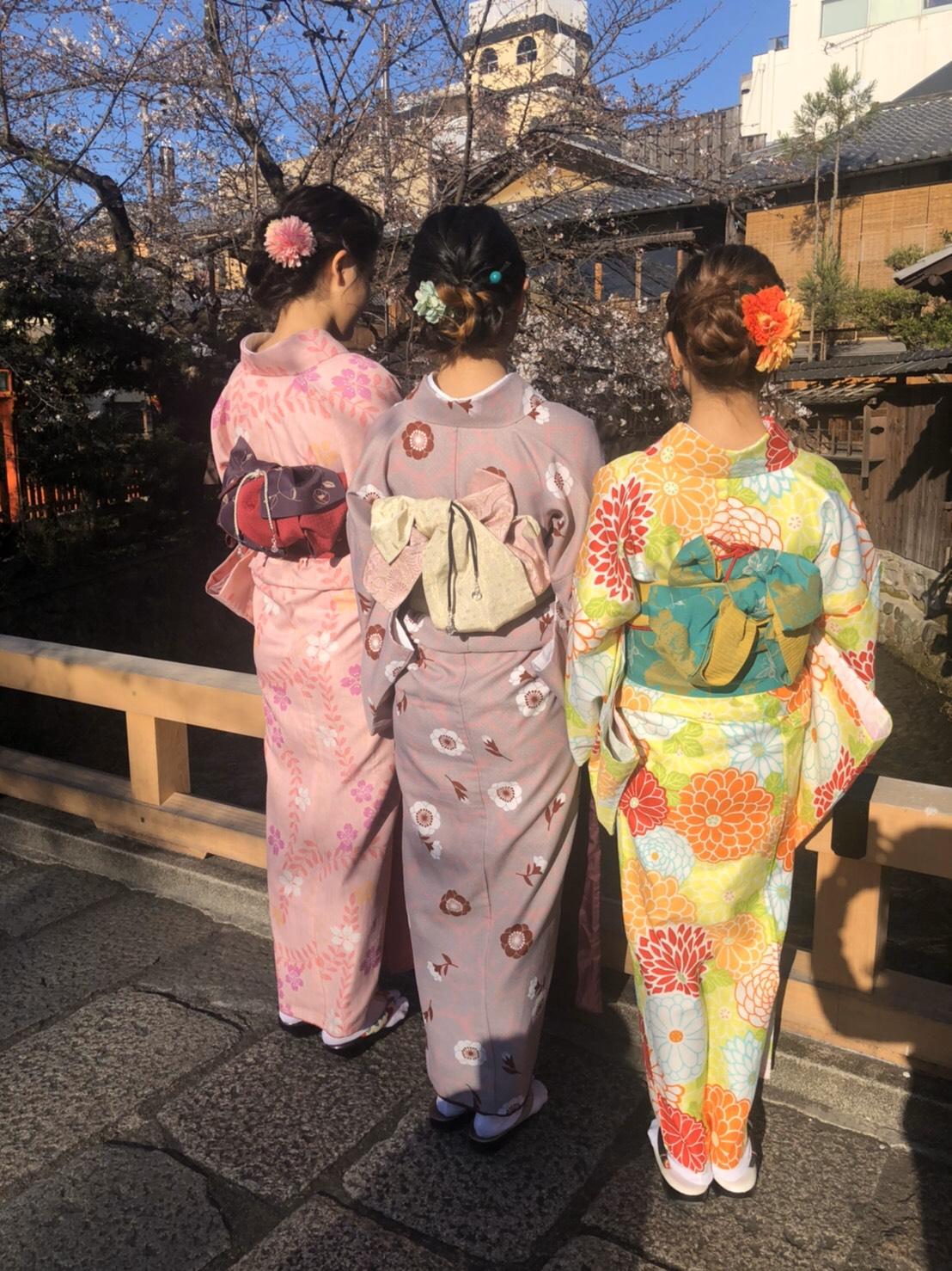 蹴上インクラインも桜咲いてきましたぁ♪2020年3月25日9